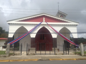 Catholic Church in Quepos Costa Rica