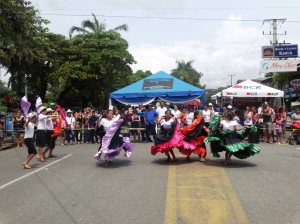 fiestas in Costa Rica